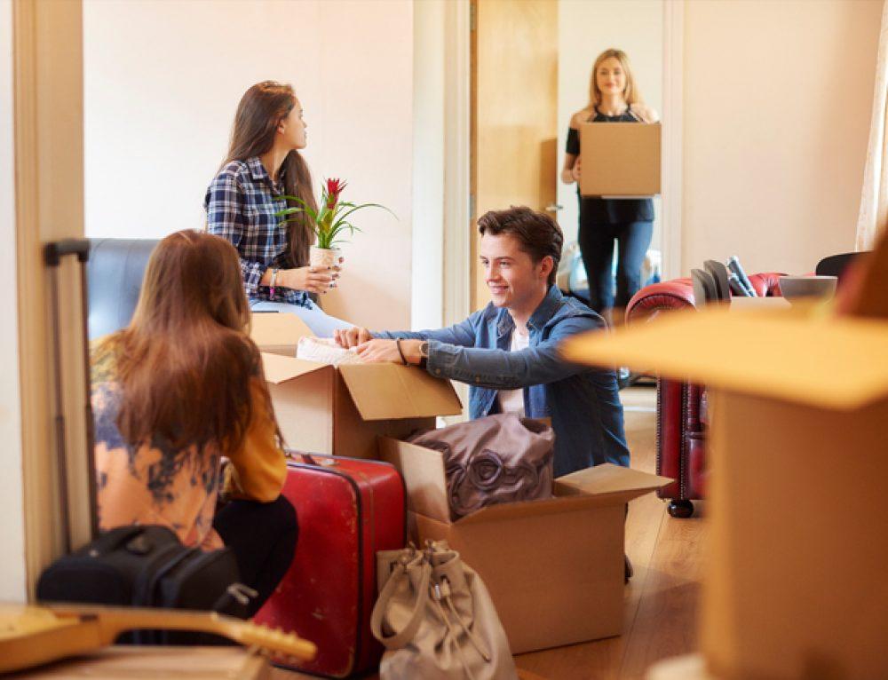 Safe transportation of your belongings