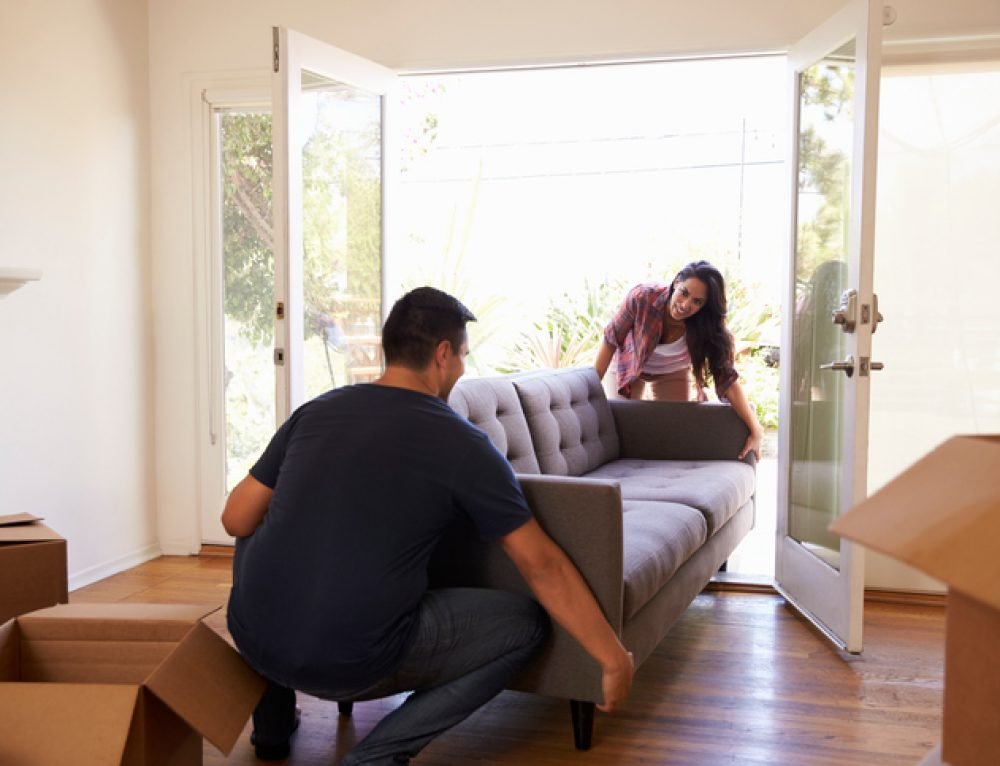 Hire the experts to move your furniture